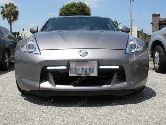 Nissan - 370Z - LED - Driving - Lights - 3